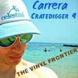 Cratedigger 4-The Vinyl Frontier, mixed by Carrera
