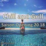 DJ VI Vitalumen - Chill and Grill Saison Opening 20 18