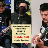 The Quiet Revolution - Show #200 - 26/09/16