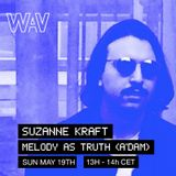 Suzanne Kraft (Melody As Truth, Red Light Radio, A'Dam) at We Are Various | 19-05-19