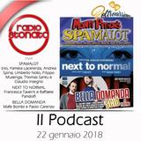 Poltronissima - 3x33 - 22.01.2018 - Spamalot - Next To Normal - Bella Domanda