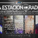 Entrevista a Nelson Rezzonico Pre-tINI para La Estacion Radio