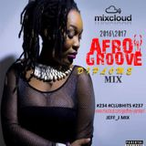 AFRO GROOVE MEGA CLUB MIX ( Episode 6 ) by JEFF J MIX