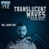 Translucent Waves 142 with guest Vinny DeGeorge
