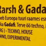 Gadafi @ Möku - Tartu 8.11.2018