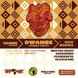 #OwambePhilly Promo Mix
