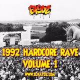 1992 Old Skool Rave Mix (Volume 1) DJ Faydz