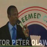 Pastor Peter Olawale - Sermon of December 27th 2015
