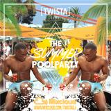 Summer Pool Party | Tweet @ItsTwistaDJ | Instagram 'ItsTwistaDJ'