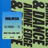 2019.02.30 - Amine Edge & DANCE @ Malaysia, Val Thorens, FR