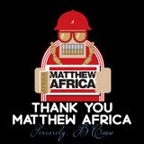 b.cause - Thank you Matthew Africa