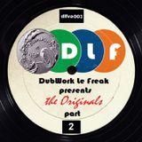 VA_DubWork Le Freak presents the Originals part 2_ Johnny K. continuous mix