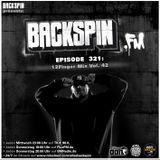 BACKSPIN FM # 321 - 12Finger Mix Vol. 42
