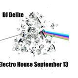 DJ Delite - Electro House Sept 2013
