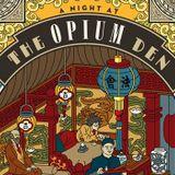 Andrew James: live from your friendly, neighbourhood Opium Den