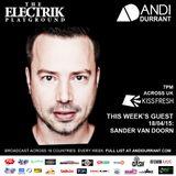 Electrik Playground 18/4/15 inc Sander Van Doorn Guest Session