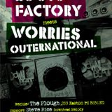 Worries Outernational promo mix for Roots Factory