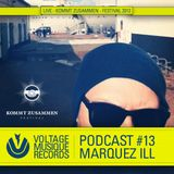 Marquez Ill @ Kommt Zusammen Festival 2013