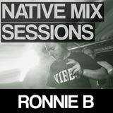Native Mix Sessions - Ronnie B