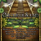 Simon Murphy - Colour of Sound - Aztec Edition Feb '12