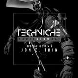 TRS042 Techniche Radioshow: Jon E. Thin Guestmix