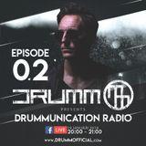 Drummunication Radio 002
