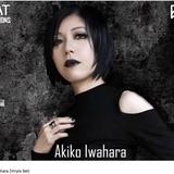 June 2018 from Columbia electroeite.fm podcast004 Vinyl DJ Set : AKIKO IWAHARA