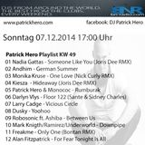 Patrick Hero - I LOVE CLUBMUSIC on BN Radio KW 49