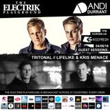 Electrik Playground 4/6/16 inc. Lifelike & Kris Menace and Tritonal Guest Session