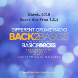 Back 2 Basics With Basic Forces #001 (AKA Guest Mix)