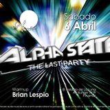 Brian Lespio @ La Luna Pinamar (Parte 2)