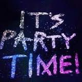 It's PARTY TIME !!!!
