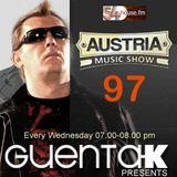 Austria Music Show 97 (Week Halftime) von und mit Guenta K