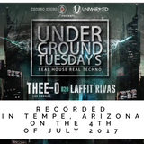 Thee-O & Laffit Rivas - Live at Underground Tuesdays (07/04/17)