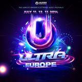Showtek - Live at Ultra Europe - 11.07.2014