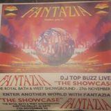 Top Buzz - Fantazia, The Showcase 27th November 1992