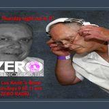 LES KNOTT ON ZERO RADIO 15-MAR-2018