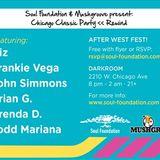 DJ Diz Live - Soul Foundation @ Darkroom, Chicago - July 8th 2012