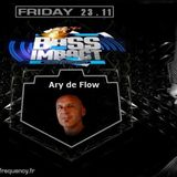 underground-frequency.fr - Ary de Flow - Radio Show - 23.11.18