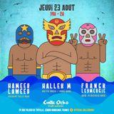 Hameed Laweed, Hallex M, Franck Leymeregie LIVE at Calle Ocho (August 24th) Mix 1