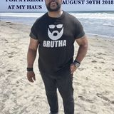 3 HOURS FOR A FRIDAY AT MY HAUS - BRUTHA BASIL (AUGUST 30TH 2018)