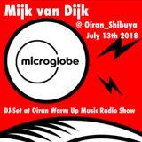 Mijk van Dijk DJ-Set at Oiran Shibuya, Tokyo,13.07.2018