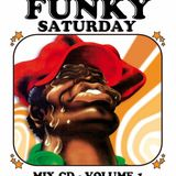 FUNKY SATURDAY volume 1 ( teaser mix )