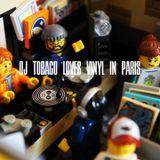 DJ TOBAGO LOVES VINYL IN PARIS