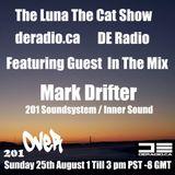 LTC Show (DE RADIO, guest mix by Mark Drifter 25.08.2013)