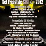 Set Freestyle SIRI <== 2012