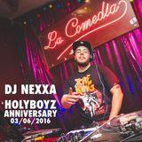 DJ Nexxa @ Comedia (Jerez) [03/06/2016]