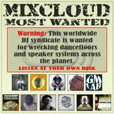Worldwide Mix Collab: Mixcloud Most Wanted