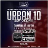 #OKLMix - Urban 10 Avril