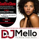 #live #GodBlessed #Mix @LoveDJMello #soulfireshow #sampler full mix at www.soulcureradio.com